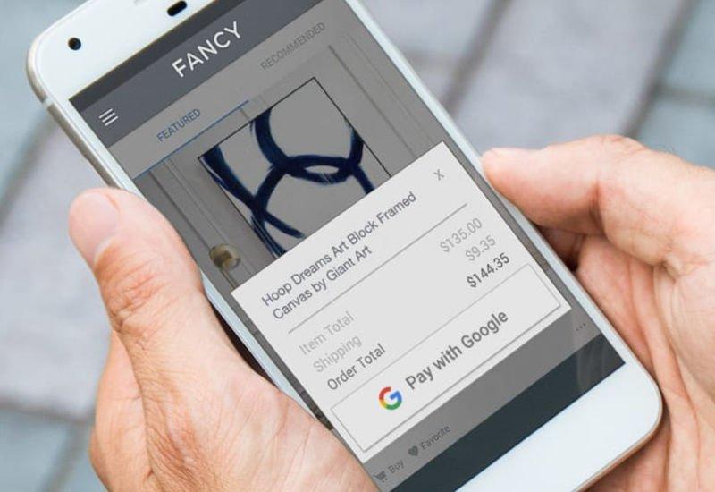 Google startuje z nową usługą. Internetowe płatności jednym kliknięciem dzięki Pay with Google