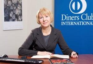 Katarzyna Fatyga, Diners Club – To naszą kartą dokonano pierwszej transakcji w Polsce