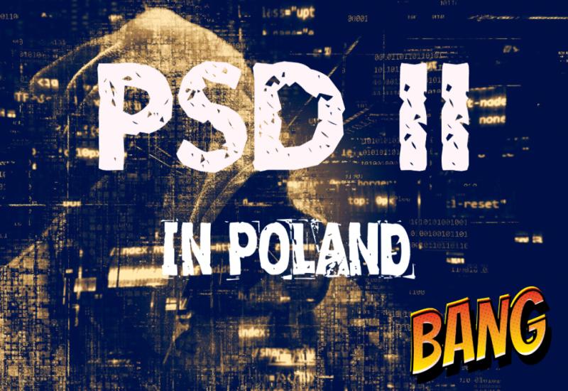 Kolejny krok na drodze do implementacji PSD2