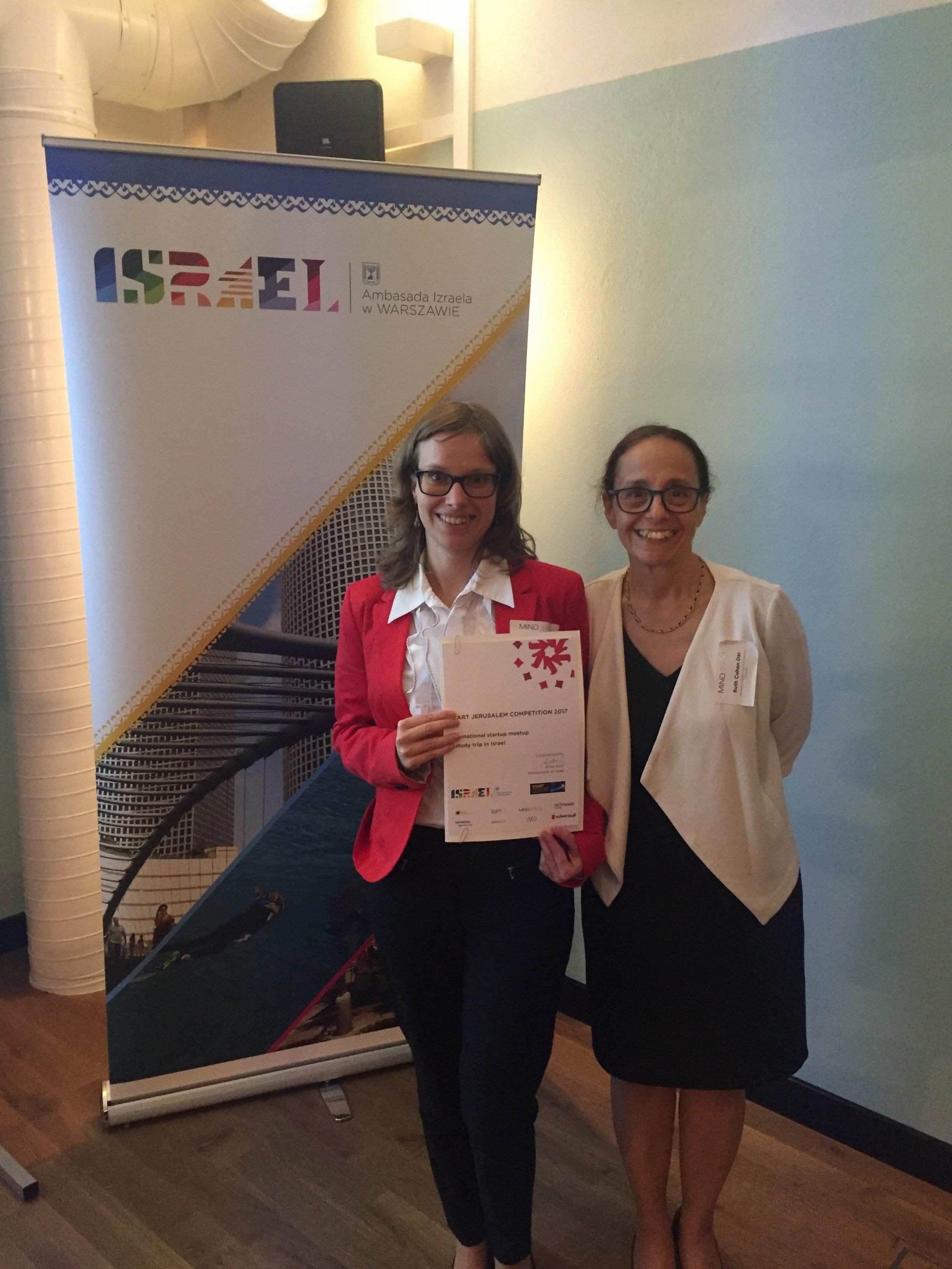 Sky Tronic zwycięzcą Start Jerusalem 2017