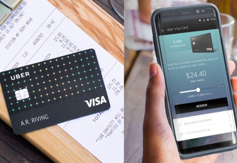 Uber wypuszcza własną kartę płatniczą