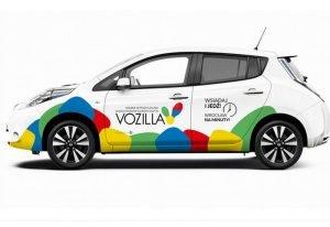Vozilla – czyli auta elektryczne dla Wrocławian