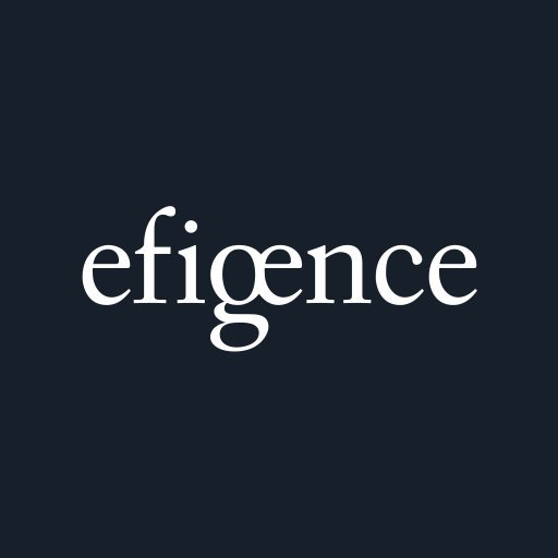 Efigence logo