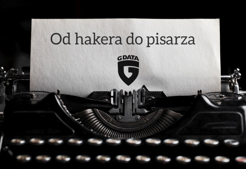 Od hakera do pisarza