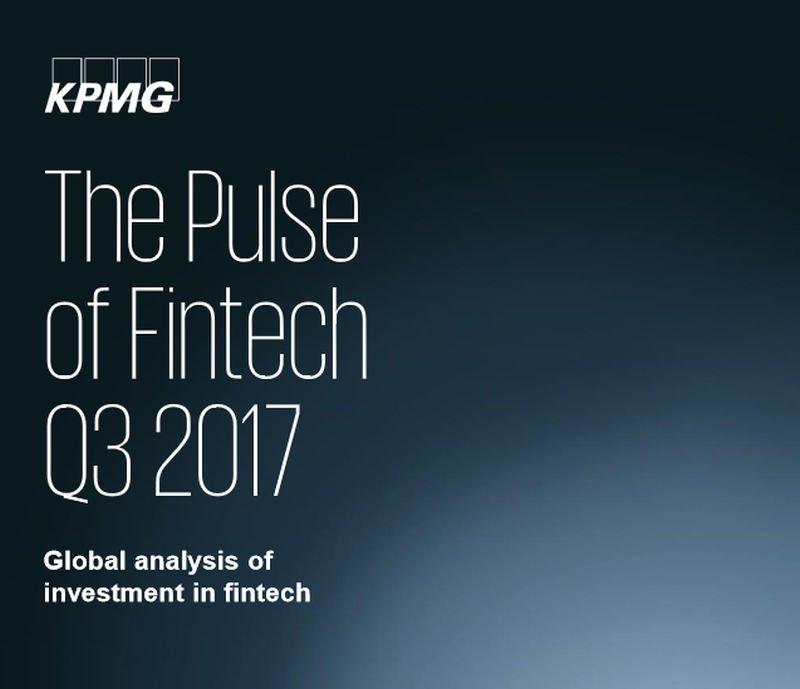 Raport KPMG fintech Q3 2017