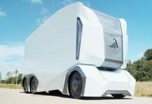 Towary do Lidla dostarczą ciężarówki bez kierowcy