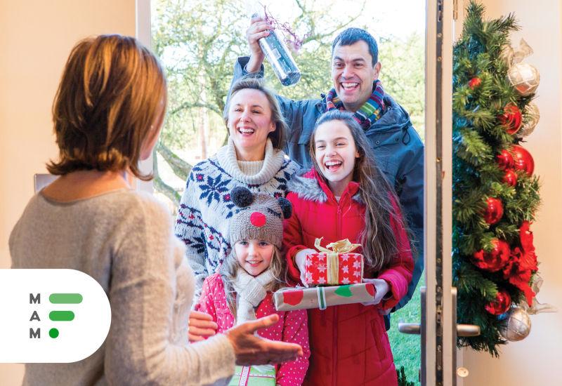 Święta = wysokie rachunki, kosztowny dojazd i zadłużenie w opłatach