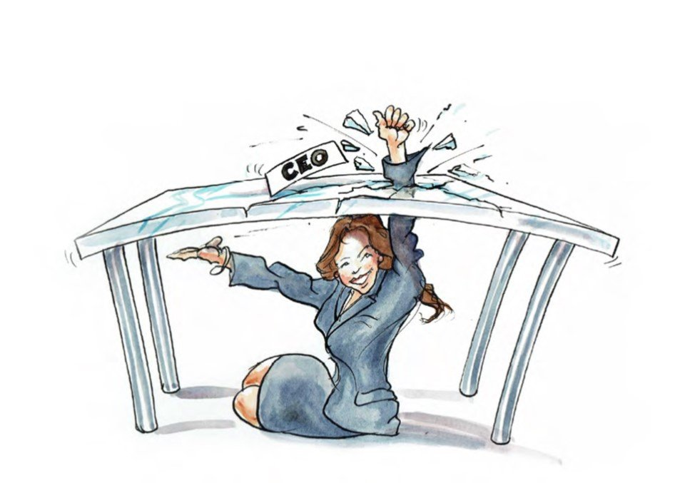 To ich czas - kobiety przebijają szklany sufit