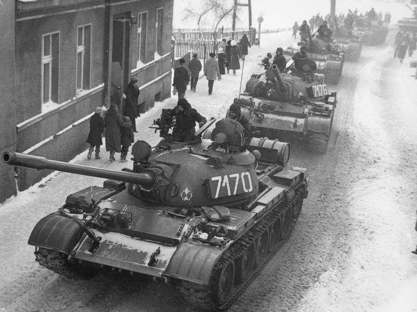 36 lat od wprowadzenia stanu wojennego w Polsce