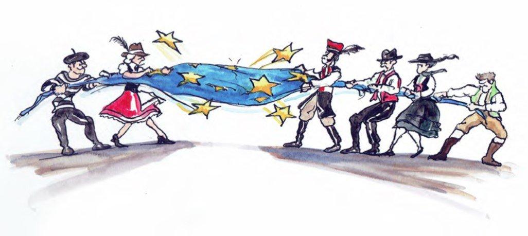"""6. """"Cesarstwo Austro-Węgierskie"""" grozi przejęciem UE"""