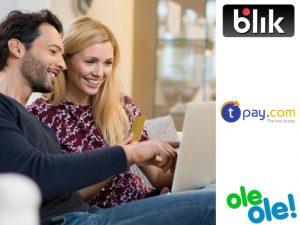 BLIKIEM zapłacisz za zakupy w OleOle