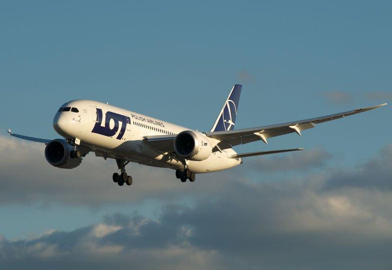 Bilety lotnicze LOT w aplikacji SkyCash