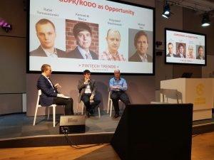 Jak startupy mogą wykorzystać GDPR. Podsumowanie konferencji