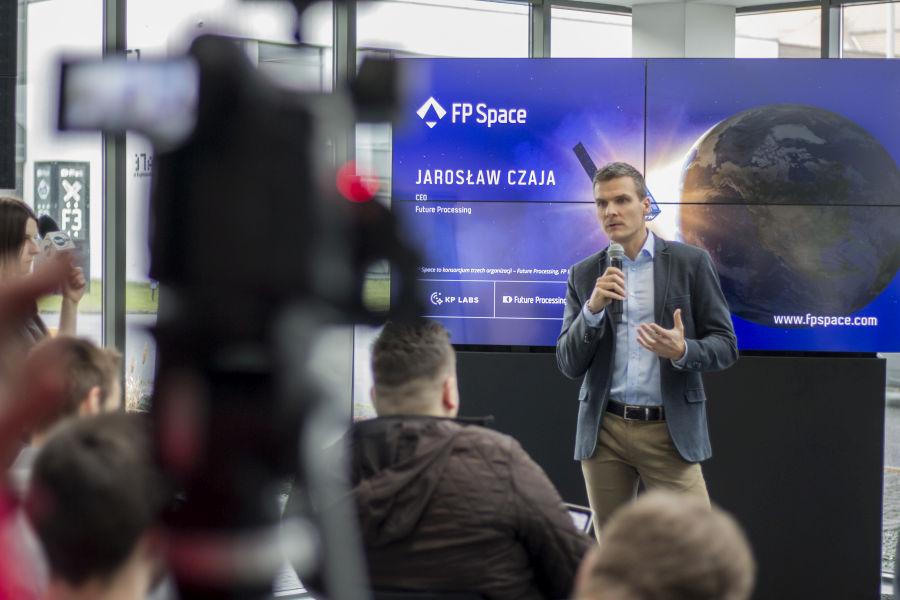 Jarosław Czaja CEO Future Processing