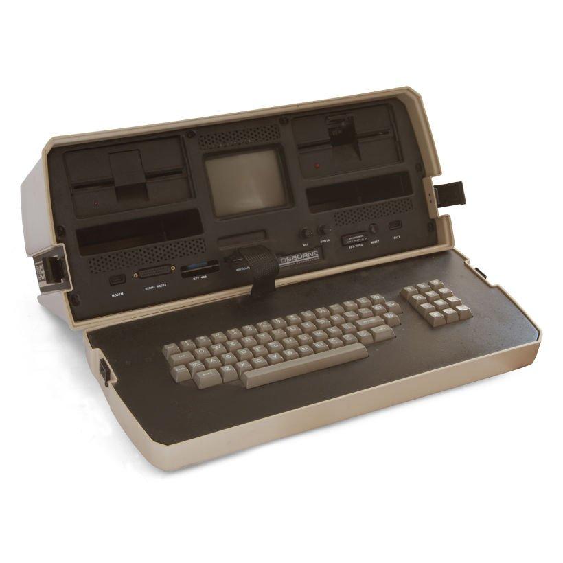 Osborne 1 - przenośny komputer