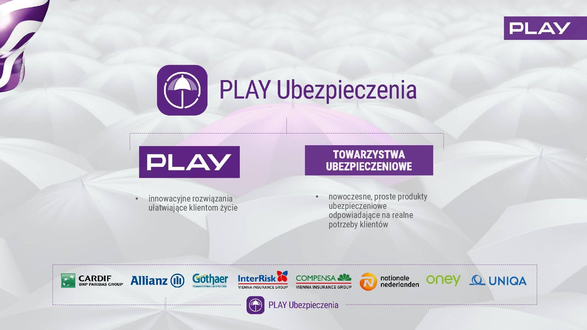 Play Ubezpieczenia dostępne na iOS.