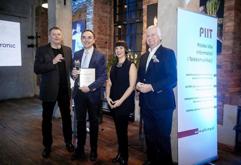 Polska firma technologiczna najlepsza w konkursie Digital Champions