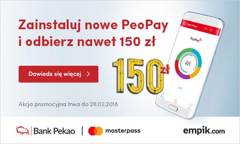 Promocja PeoPay Bank Peako