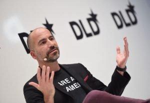 Uber wciąż daleko od zysku. Prawie miliard dolarów straty