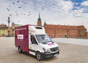 Dobre wyniki Frisco dowodem na siłę polskiego rynku e-grocery