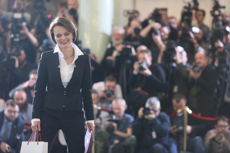 Jadwiga Emilewicz stanie na czele nowego Ministerstw Przedsiębiorczości i Technologii