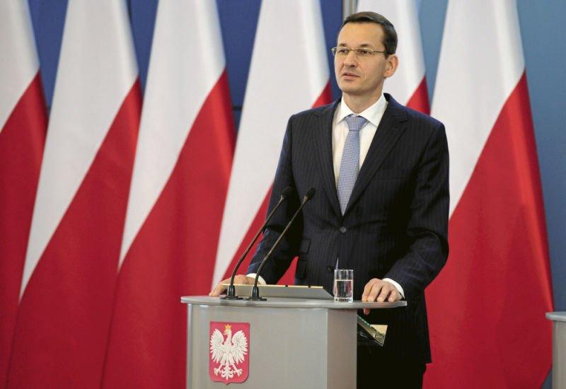 Premier Morawiecki nie wyklucza bana dla kryptowalut