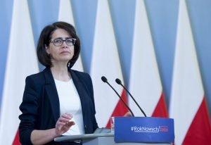 Anna Streżyńska pomoże wdrożyć blockchain w Grupie Tauron
