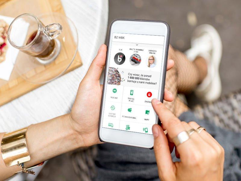 Nowości w aplikacji mobilnej BZ WBK