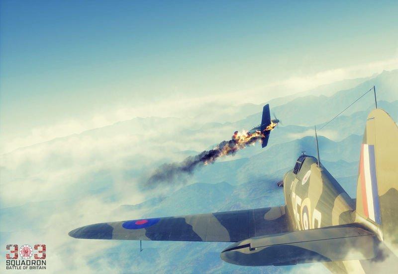 Chcecie poczuć się jak piloci legendarnego Dywizjonu 303? Możecie mieć taką okazję