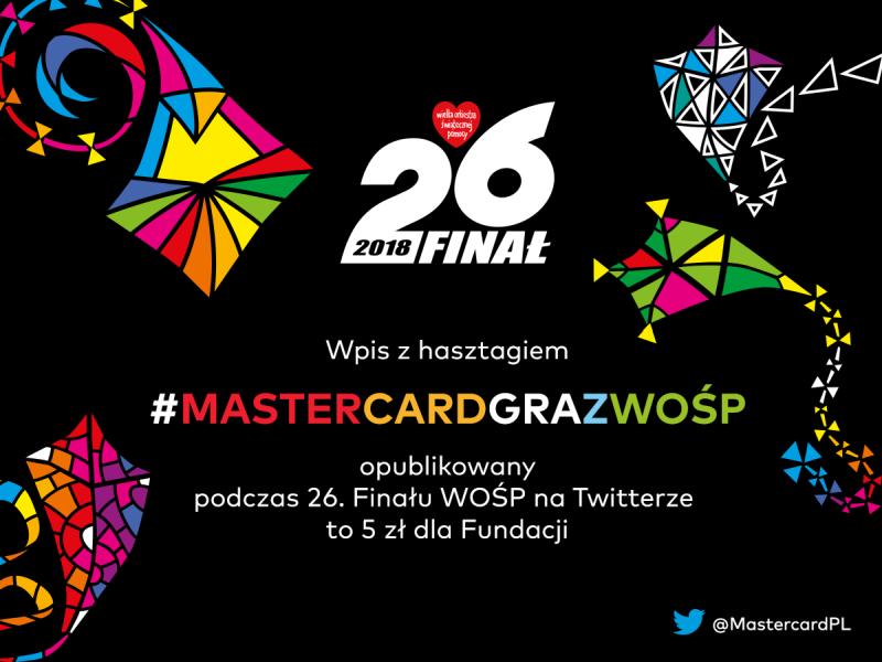 mastercard gra z wosp