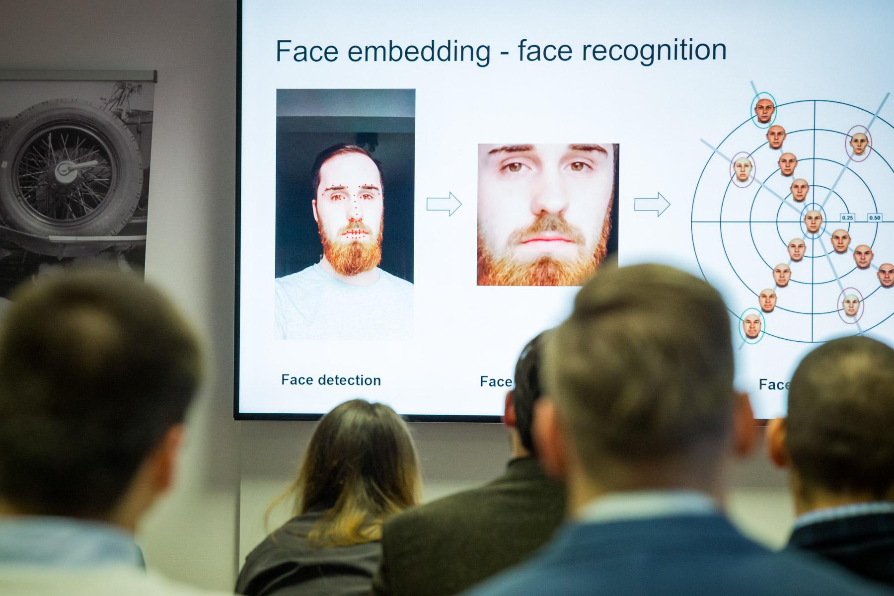 Wydarzenie Biometric Authentication