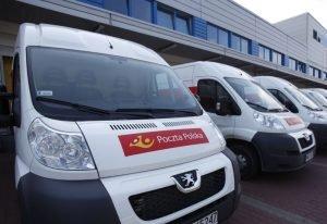 Poczta Polska dowiezie przesyłki elektrycznymi samochodami