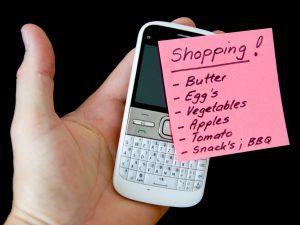 Miej listę zakupów pod kontrolą