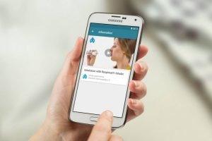 Aplikacja do branialekarstw - MyTherapy