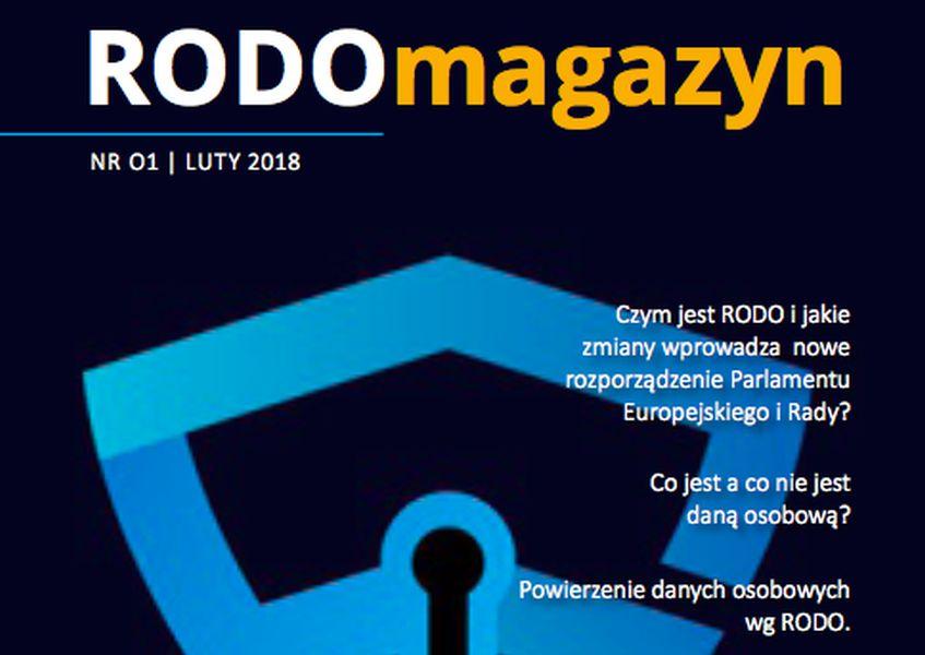 Pierwszy numer RODOmagazynu już dostępny