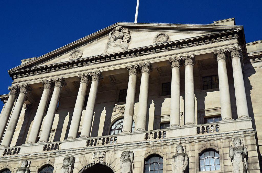 Bank of England tworzy nowe miejsce dla fintechów