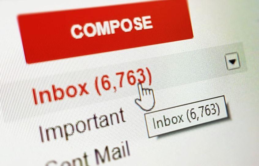 Prace Google nad znikającymi e-mailami trwają