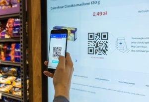 Carrefour i BGŻ BNP Paribas wprowadzają nową aplikację