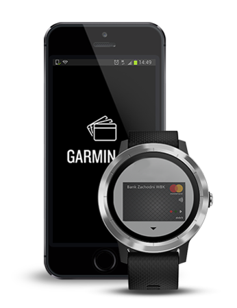 Garmin Pay w BZ WBK.