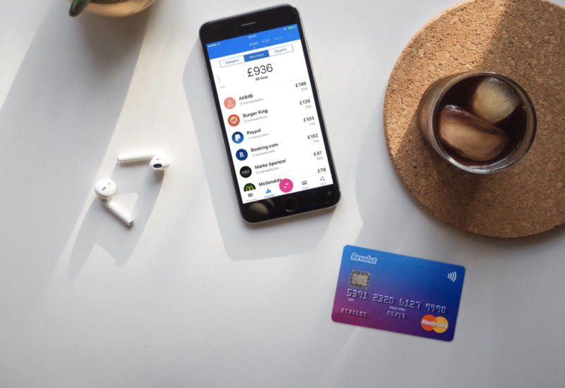 Dodaj kartę Revolut do Google Pay