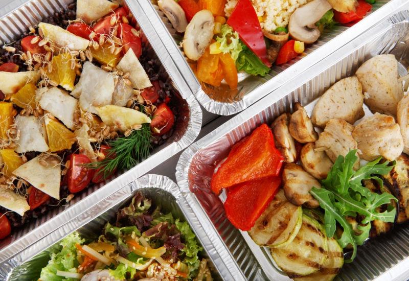 Rynek zamawiania jedzenia online - ile będzie warty?