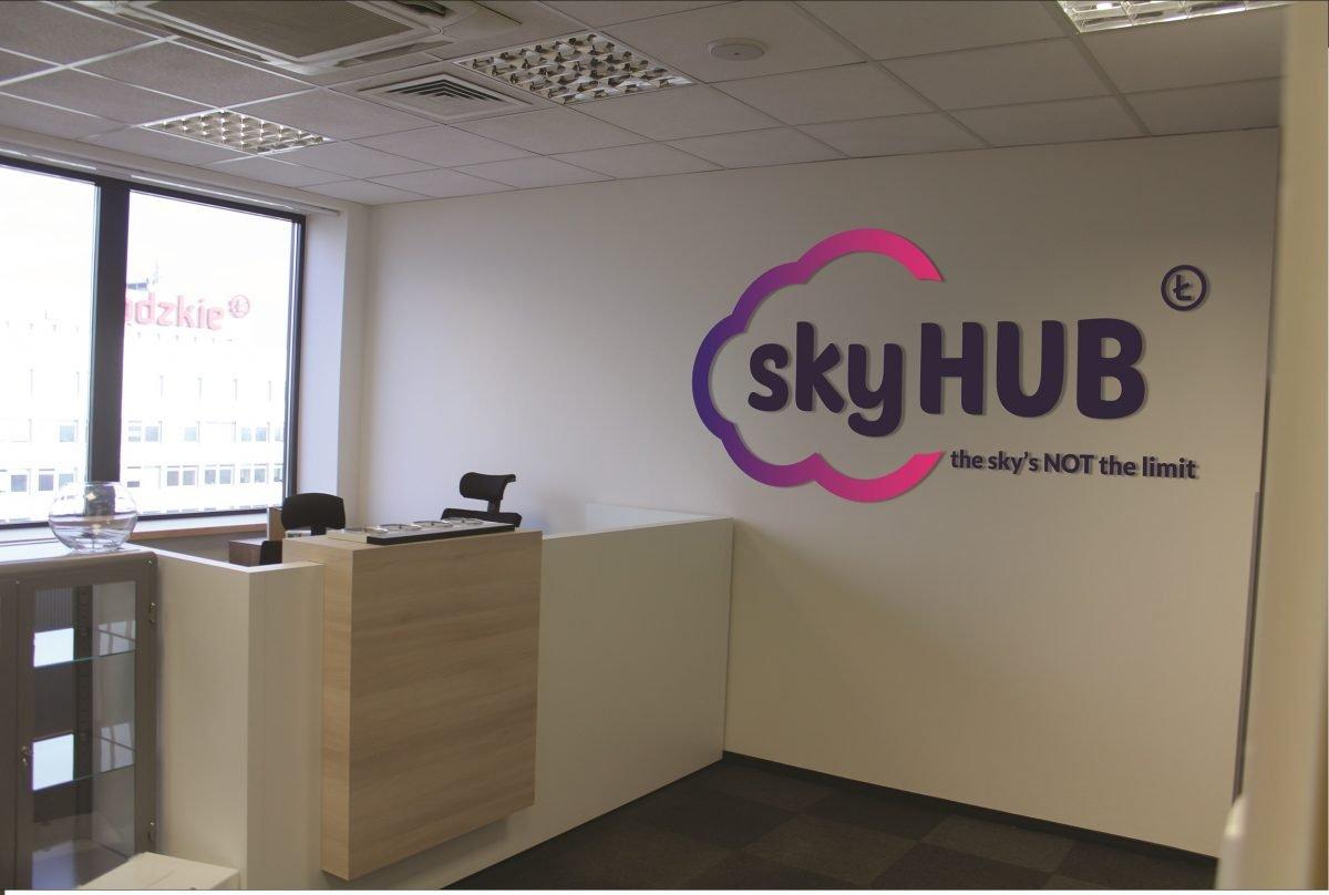 Nowe miejsce dla startupów - SkyHub