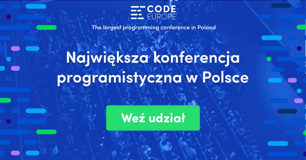 Konferencja programistyczna w Polsce