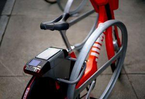 Rowery elektryczne w aplikacji Ubera