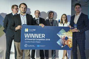 Indoorway wygrał konkurs dla startupów - jedzie dalej!