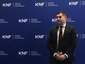 KNF wyciąga rękę do środowiska kryptowalut?