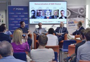 Demokratyzacja finansowania dla małych i średnich przedsiębiorstw - spotkanie Fintech Trends