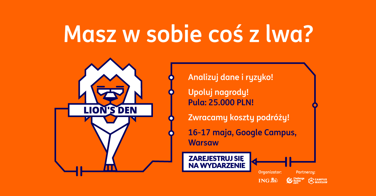 Hackathon ryzyka w ING Banku Śląskim