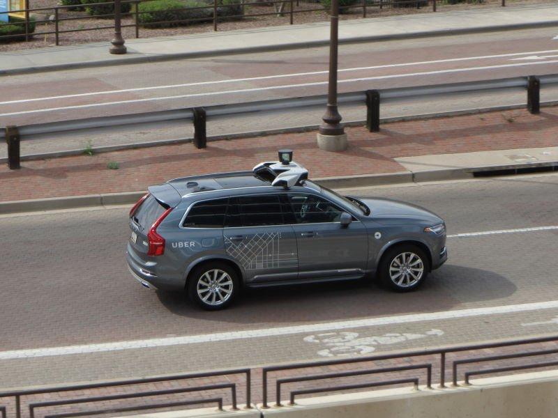 Sztuczna inteligencja Ubera nie chciała wyminąć przechodnia