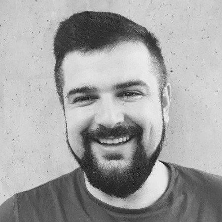Marek Wawro, współzałożyciel Azimo, a teraz pracownik Coinfirm